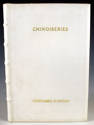 Chinoiseries / Costumes d'Antan.