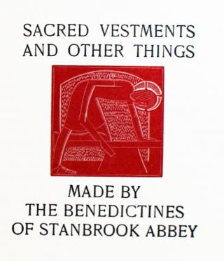 The Stanbrook Abbey Press 1956-1990.