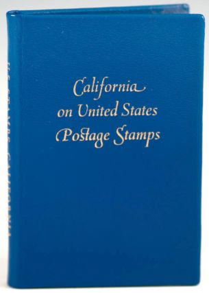 California on United States Postage Stamps. Francis J. Weber