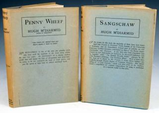 Sangschaw; together with Penny Wheep. Hugh M'Diarmid.