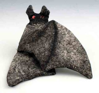 Bat Bean Bag Toy.