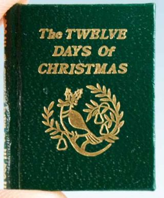 The Twelve Days of Christmas.