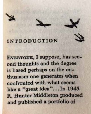Thomas Bewick, Vignettes from Birds, Quadrupeds and Fables.