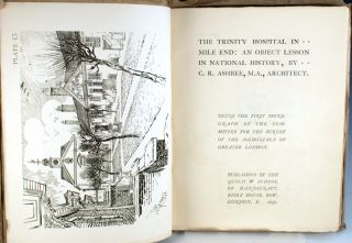 The Trinity Hospital in Mile End; An Object Lesson in National History.