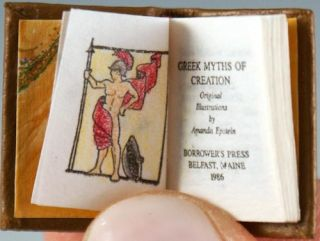 Greek Myths of Creation. Jane Bernier, ed.