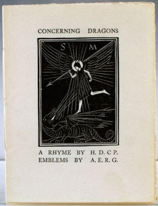 Concerning Dragons. H. D. C. P., Hilary Pepler.