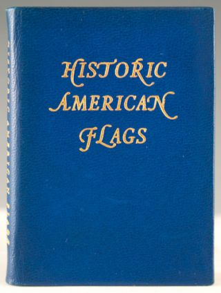 Historic American Flags.