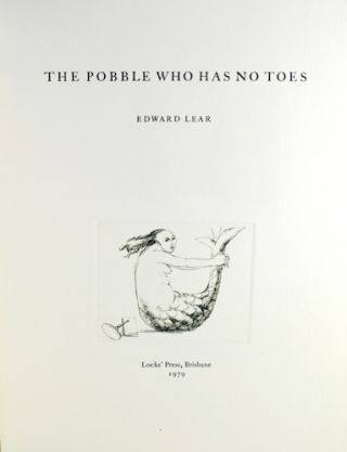 The Pobble Who Has No Toes.