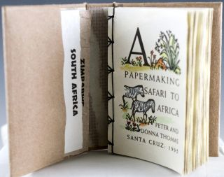 A Papermaking Safari to Africa.