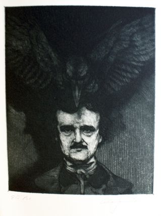 The Raven. Edgar Allan Poe.