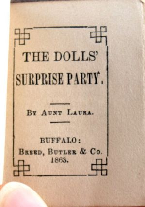 The Doll's Surprise Party.
