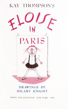 Eloise in Paris.