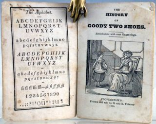 The History of Goody Two Shoes. Embellished with neat Engravings.