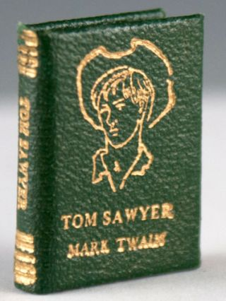 Tom Sawyer. Mark Twain.