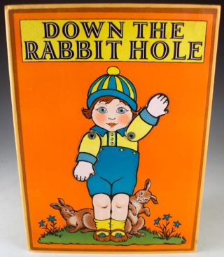 Down the Rabbit Hole.
