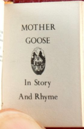 Mother Goose in Story and Rhyme.