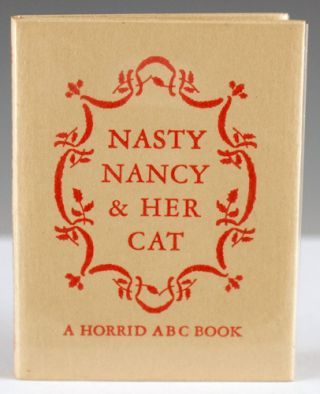 Nasty Nancy and her Cat. A Horrid ABC Book.