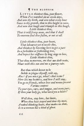 The Love Poems of John Donne.