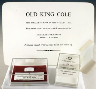 Old King Cole.