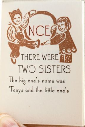 Two Sisters. Peter Thomas.