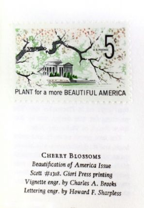 Flowers & Plants on United States Postage Stamps.
