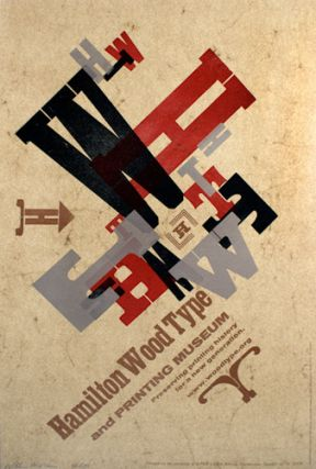 """Hamilton Wood Type and Printing Museum"""