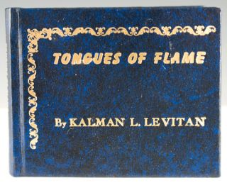 Tongues of Flame. Kalman L. Levitan
