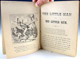 The Wonderful Adventures of the Little Man and His Little Gun.