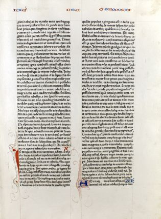 The 1462 Fust & Schoeffer Bible. Eberhard Koenig.