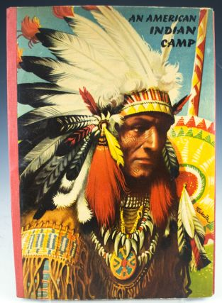 An American Indian Camp (cover title).