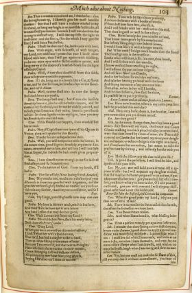 Original Leaves From the First Four Folios of the Plays of William Shakespeare 1623, 1632, 1663, 1685. Edwin Eliott Willoughby.