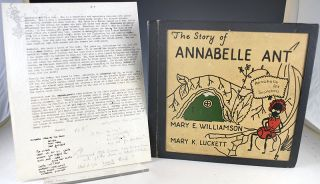 The Story of Annabelle Ant. Mary E. Williamson