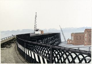 High Bridge. Clayton Schanilec.