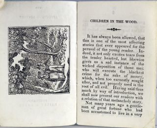 The Affecting History of the Children in the Wood. Seventh Series No. 8.