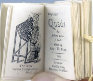 Quads within Quads: Quads for Authors, Editors, & Devils.