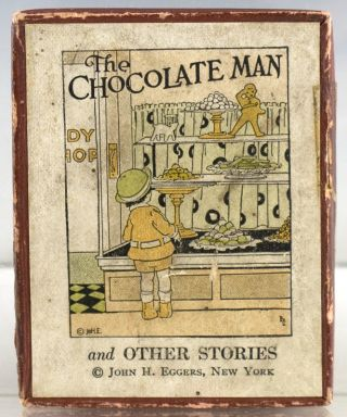 The Chocolate Man and Other Stories.