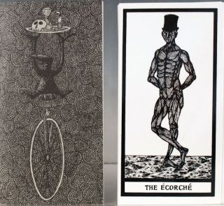 The Fantod Pack. Interpreted by Madame Groeda Weyrd. Edward Gorey.