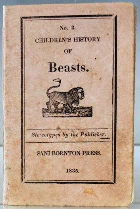 Children's History of Beasts