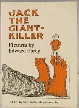 Jack the Giant-Killer. Edward Gorey.