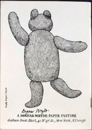 E. D. Ward. A Mercurial Bear. Edward Gorey.