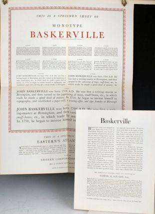 A Collection of Twenty-Two Type Specimens.