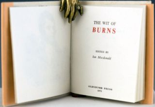 The Wit of Burns.