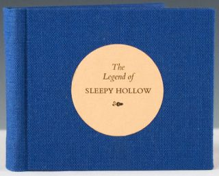 The Legend of Sleepy Hollow, by Washington Irving. Washington Irving.