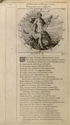Labour, Vertue, Glorie. Leaves from the Emblem Books of Gabriel Rollenhagen and George Wither.