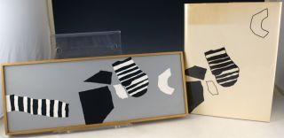 Introducing Bookbinding. Together with: the original art for the dust jacket.