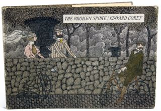 The Broken Spoke. Edward Gorey.