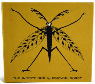 The Insect God. Edward Gorey.