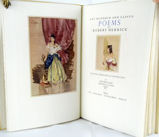 One Hundred and Eleven Poems.