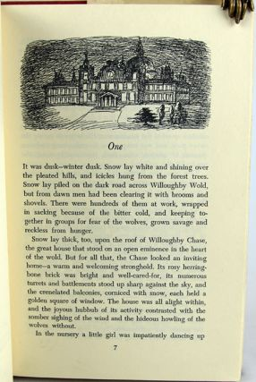 The Wolves of Willoughby Chase.