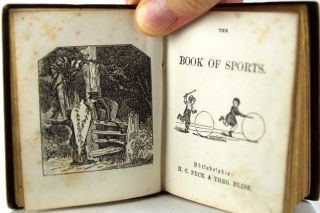 The Book of Sports.